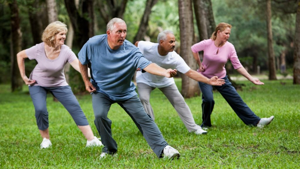 5 Tai Chi Moves to Stay Fit at Any Age